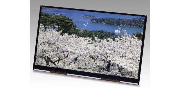 4K-Tablet-Panel von Japan Display