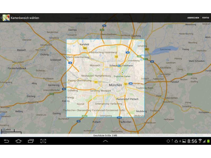 google maps verbesserte stau umfahrung und offline karten. Black Bedroom Furniture Sets. Home Design Ideas