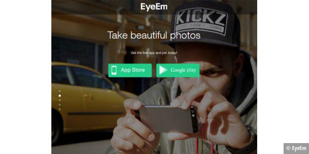 EyeEm kooperiert mit Getty Images