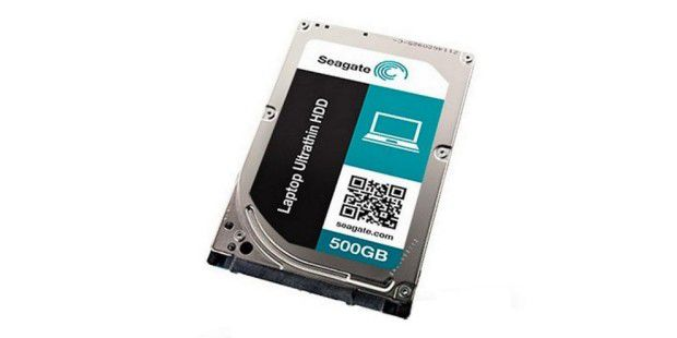 Seagate Laptop Ultrathin HDD 500GB