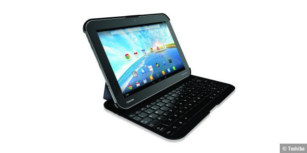 Android-Tablet mit Stifteingabe: Toshiba Excite Write