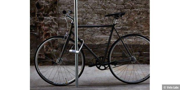 fahrradschloss mit gps schl gt alarm bei diebstahl pc welt. Black Bedroom Furniture Sets. Home Design Ideas