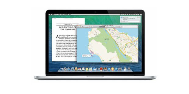 Mavericks steht ab sofort in Version 10.9.3 zum Download bereit