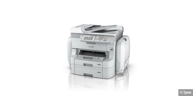 Epson RIPS - Replaceable Ink Pack System