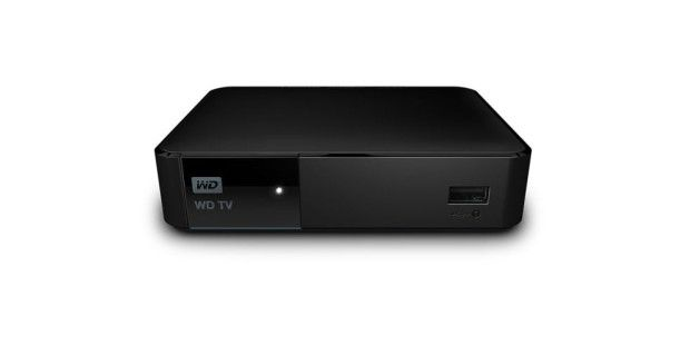 WD TV Personal Edition