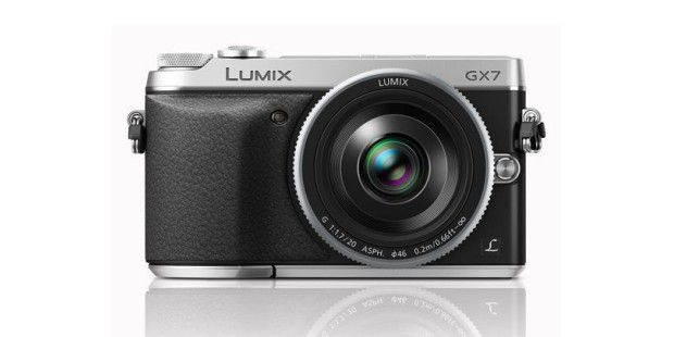 Panasonic Lumix DMC-GX7 im Test