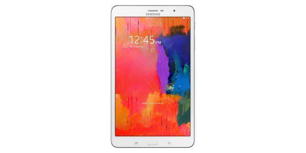 Samsung Galaxy Tab Pro 8.4 im Test: Kleines Tablet mit riesiger Auflösung
