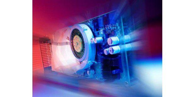 Schritt für Schritt durch die Grafikkarten-Systemsteuerung AMD Catalyst Control Center.