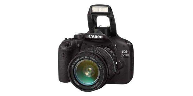 Die Spiegelreflexkamera mit dem geringsten Bildrauschen