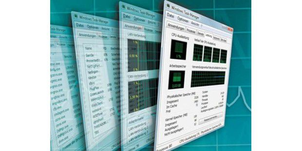 Tricks zum Windows Task-Manager