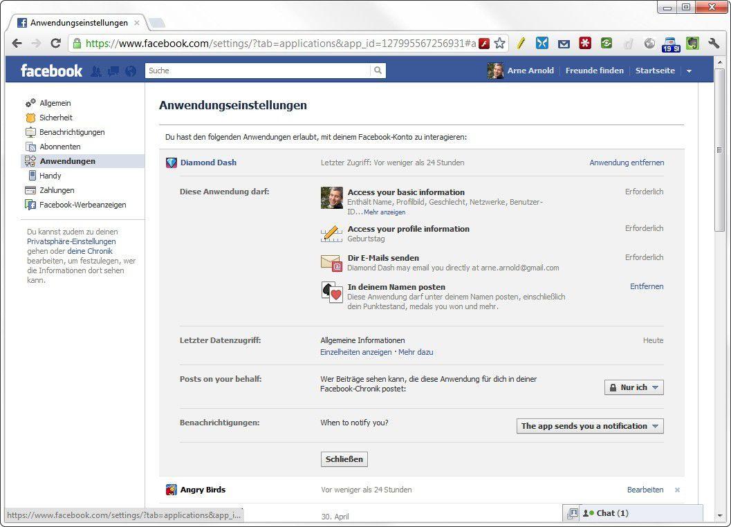 facebook gratis spiele