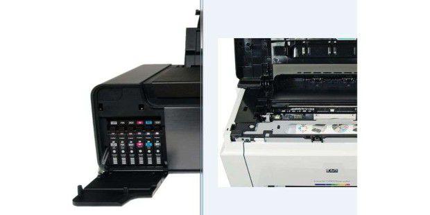 Tinte oder Toner: Tipps zum richtigen Drucker
