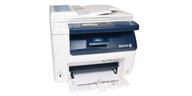Trotz Laser nicht günstig in den Seitenpreisen: XeroxWorkcentre 6015NI