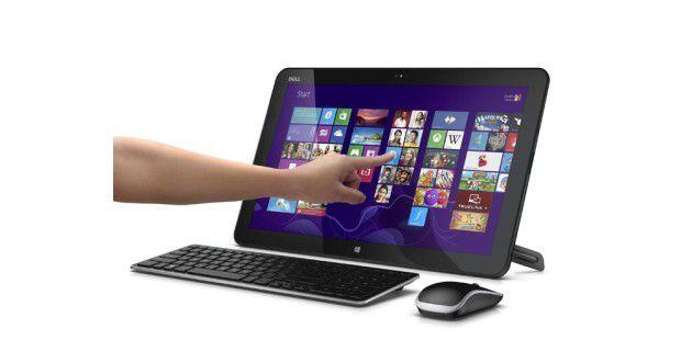 All-in-Ones mit Touch und Windows 8: Wir haben die besten Geräte im Test.