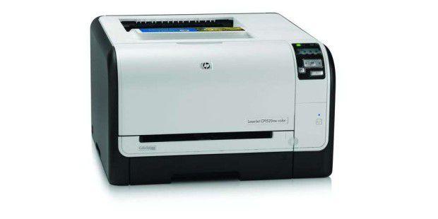 Farblaserdrucker im Test: HP Laserjet Pro CP1525nw