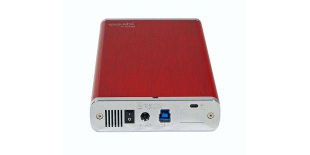 Die beste 3,5-Zoll-Festplatte mit USB 3.0