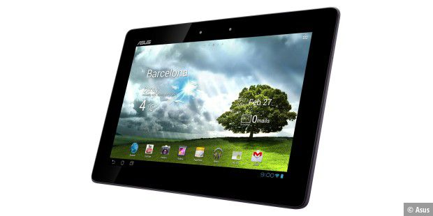 Android-Tablet mit Full-HD-Auflösung: Asus Transformer Pad Infinity