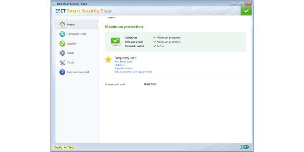 ESET Smart Security 5 Beta