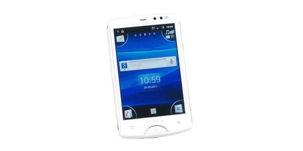 Sony Ericsson Xperia mini - Zwerg-Androide