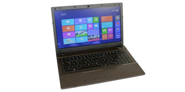 Schnelle Mischung: Standard-CPU, 8 GB RAM und SSD macheneinem Notebook wie im Nexoc B509 richtig Beine