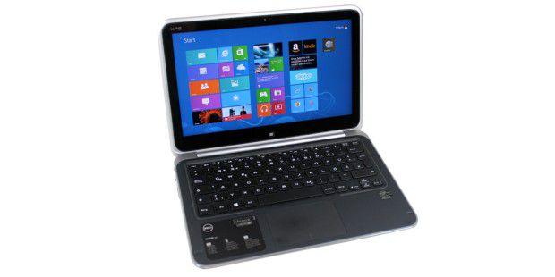 Ein schnelles Notebook muss nicht groß sein: Das 12-ZollDell XPS 12 hängt die meisten Standard-Notebooks ab