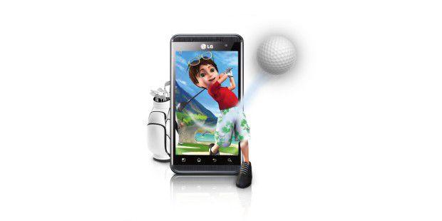 LG Optimus 3D: Bringt Sie in die dritteDimension