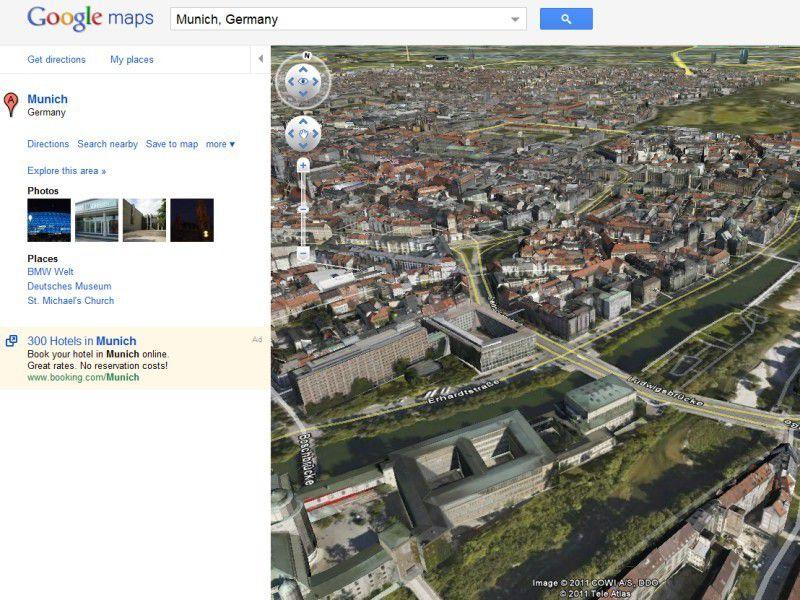 Entfernungsmesser Maps : Die besten profi tipps für google maps pc welt