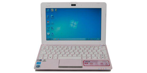 Netbook mit Intel Atom N550: Asus EeePC 1015PW