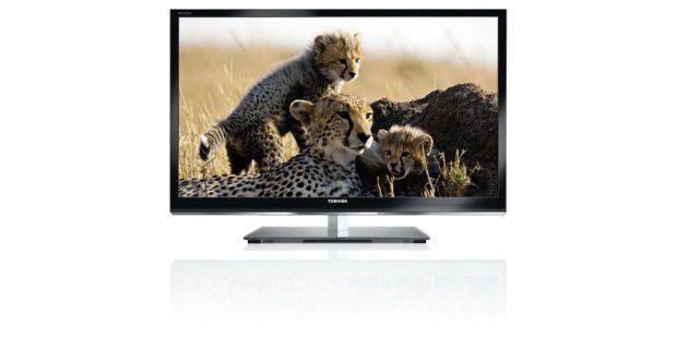 Toshiba UL863: Fernseher mit Gesichtserkennung