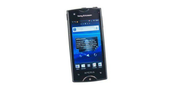 Sony Ericsson Xperia Ray im Test