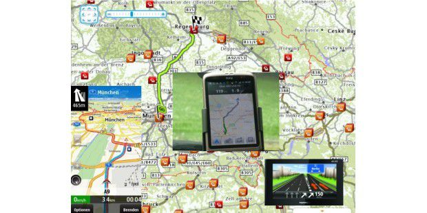 Wer eine Navigationslösung für sein Auto sucht, hat mehrere Optionen zur Wahl.