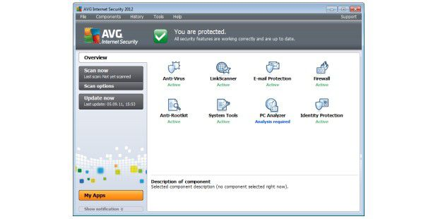 AVG Internet Security 2012