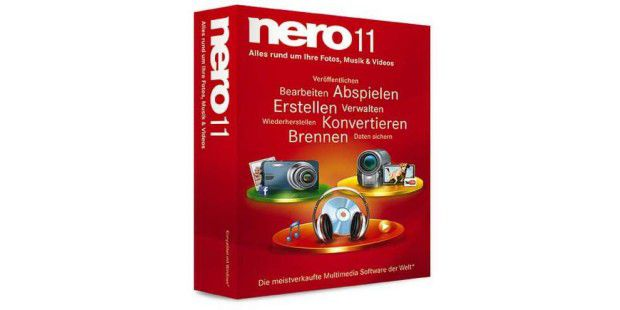 Multimedia-Paket: Nero 11