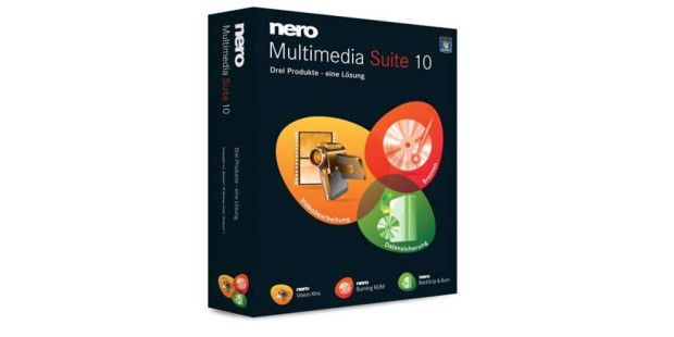 Nero Multimedia Suite 10 (inkl. Nero KwikMedia)