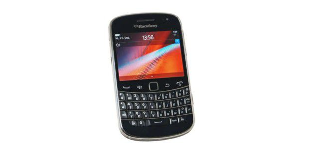 BlackBerry Bold 9900 im Test