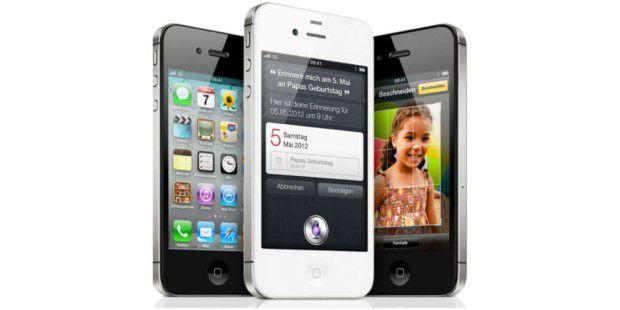 iPhone 4S kommt am 14. Oktober auf den Markt