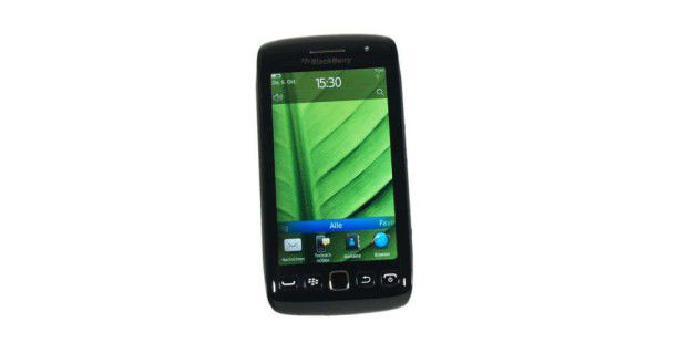 BlackBerry Torch 9860 im Test