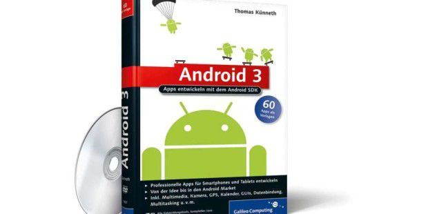 Android 3. Apps entwickeln mit dem Android SDK