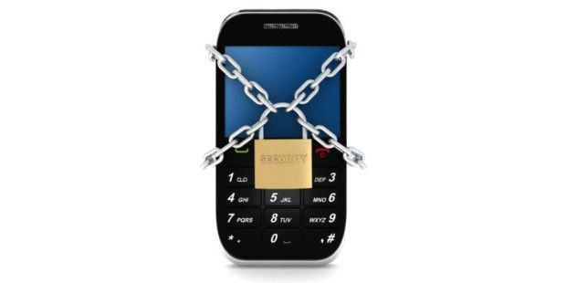 Ist das Handy weg, kann man es immer noch orten.