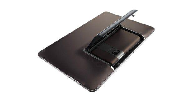 Hybrid aus Smartphone und Tablet: Das Padfone.