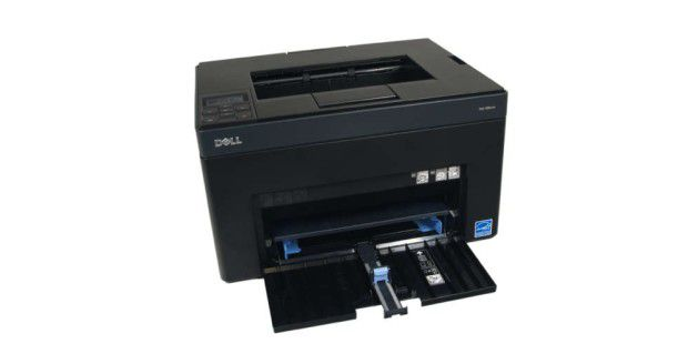 Farb-LED-Drucker: Dell 1350cnw