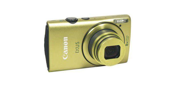 Canon Ixus 230 HS im Test