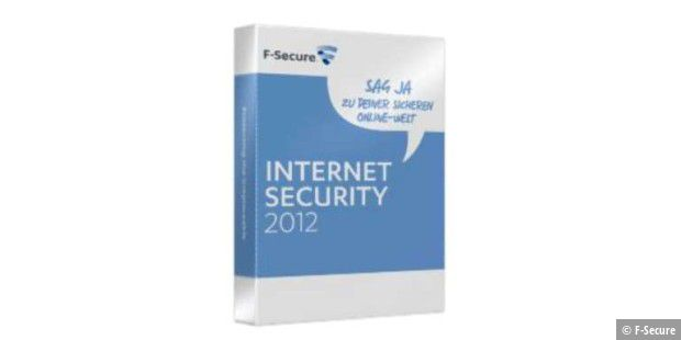 F-Secure Internet Security 2012