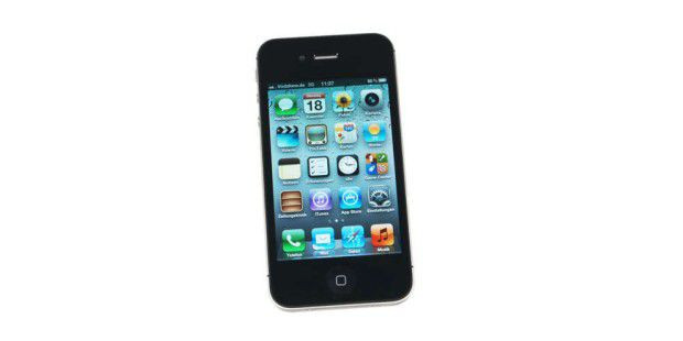 Apple iPhone 4S im Test