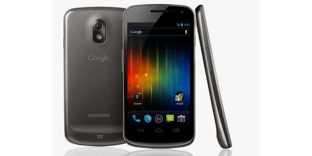 Samsung Galaxy Nexus mit Android 4.0