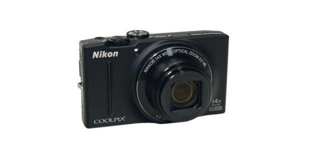 Nikon Coolpix S8200 im Test