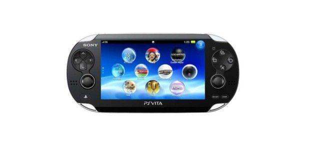 Die neue Playstation Vita von Sony
