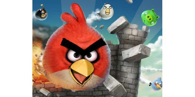 Angry Birds knackt 400 Mio. Downloads