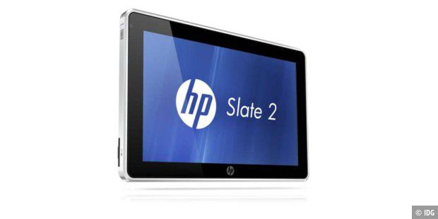 HP Slate 2 - Tablet mit Windows 7