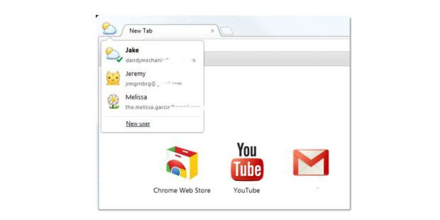 Google Chrome 16 Beta
